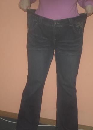 Крутые джинсы большой размер на высокий рост