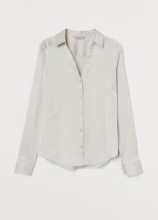 Блузка рубашка h&m р.36 s