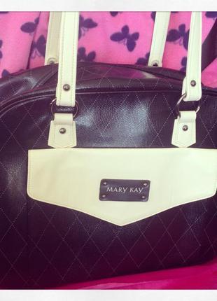 Новая сумка бизнес-леди органайзер, можно как дорожная мери кей, mary kay