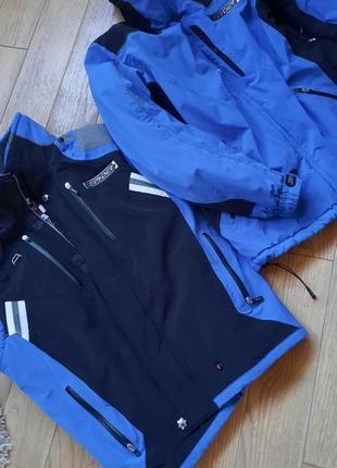 Spyder  горнолыжная куртка с жилетом оригинал номер