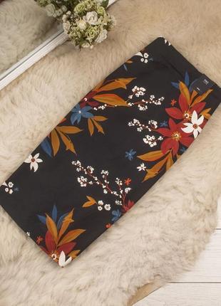 Шикарная миди юбка от m&s рр 16 наш 50