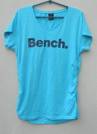 Спортивная футболка  трикотажная с надписью