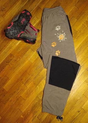 Круті штани jack wolfskin