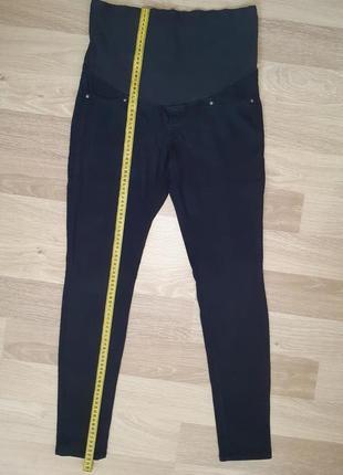 Стрейчевые джинсы для беременных h&m mama, eur40 us10