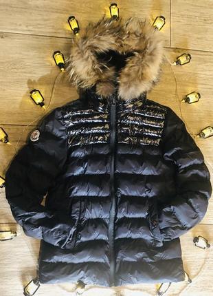 Зимняя куртка monkler для мальчика