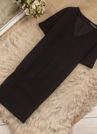 Шикарное плотное платье от next серии tailoring рр 8 наш 42
