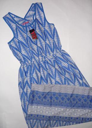 Классное платье в пол / миди р. xs