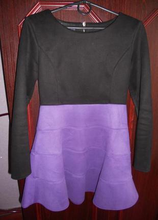 Платье - туника. фасон трапеция