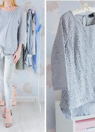 """Блуза гипюровая """"next"""""""