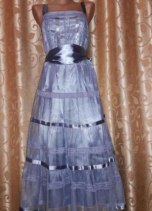 Красивое вечернее,  выпускное платье, сарафан george