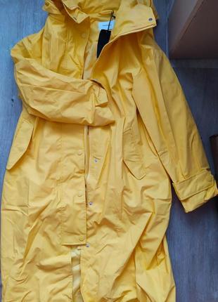 Куртка плащ парка демисезон