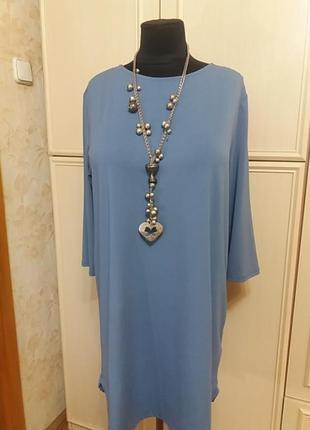 Платье/туника h&m. р.50-52.много вещей больших размеров
