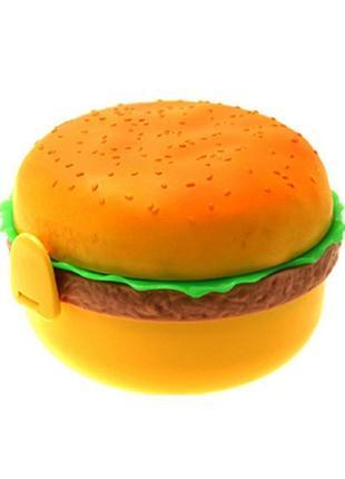 Ланчбокс ланч бокс судок контейнер детский гамбургер