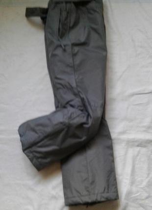 Зимние термо штаны рост 140 см
