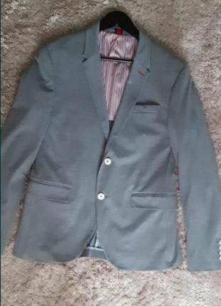 Стильный блейзер и брюки zara