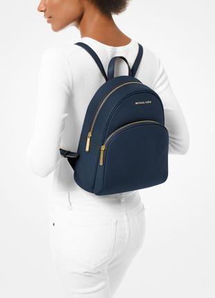 Крутой кожаный рюкзак michael kors