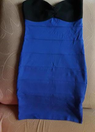 Облегающее мини-платье bereshka