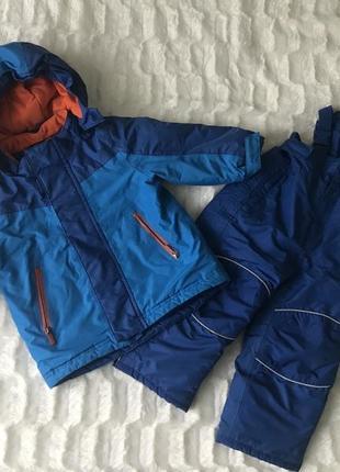 Зимовий комбінезон куртка 2 в 1