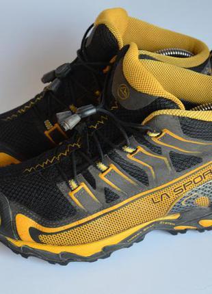 Трекинговые кроссовки la sportiba 38 размер. очень удобные и красивые.
