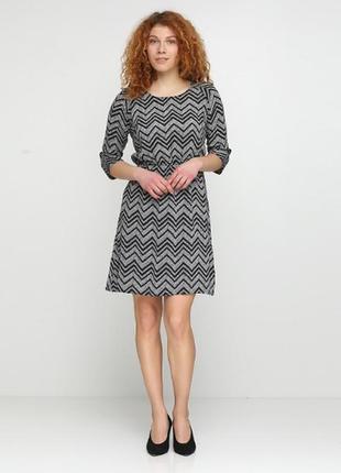 Стильное, новое платье esmara германия, р.40 eur, м-l