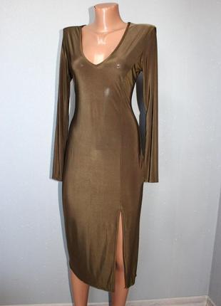Стильное платье boohoo, р.40 eur, m-l