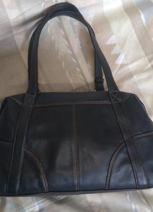 Добротная брендовая кожаная дорожная сумка, натуральная кожа, чемодан ручная кладь
