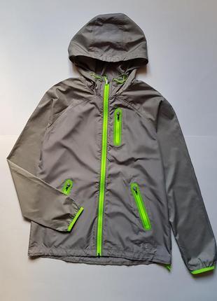 Стильная легкая ветровка under armour,дождевик,женская куртка,ветровка