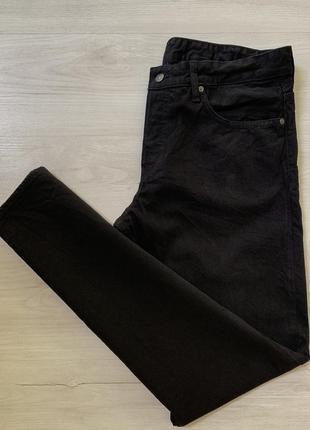Прямі човічі джинси від h&m straight
