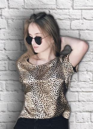 Блуза,короткий рукав