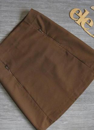 Стильная мини юбка eur 42-44