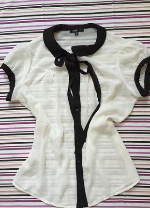 Шифоновая блуза oodji