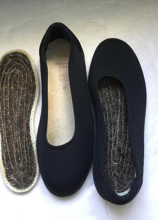Туфли на проблемные ноги