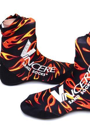 Носки для пляжного волейбола vincere sand socks