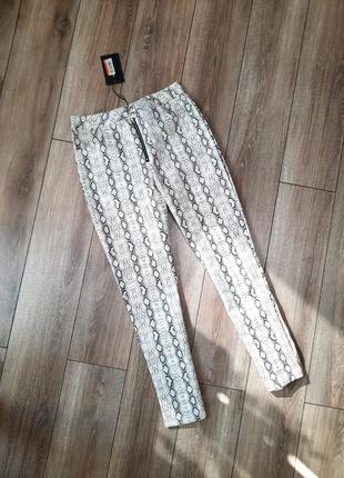 Штаны брюки лосины эко-кожа