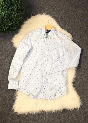 Рубашка gant оригинал ( размер xs )
