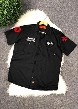 Рубашка dickies оригинал ( размер m )