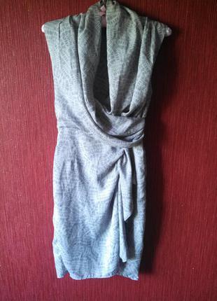 Утонченное платье на стройную девушку