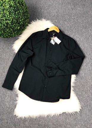 Рубашка h&m slim fit оригинал ( размер m )