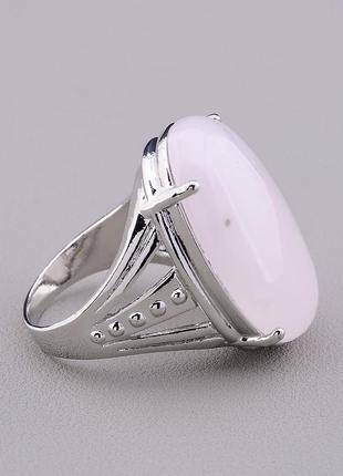 Кольцо розовый кварц 'pataya' 0846720.