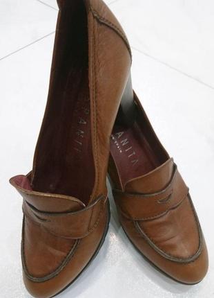 Женские  туфли hispanitas  испания