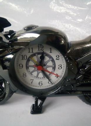 Будильник мотоцикл