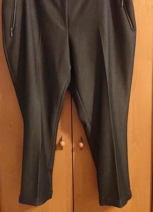 Батальные брюки 20 р (56-58)