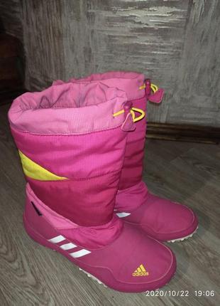 Термо-сапоги adidas, оригинал!!!