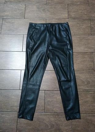 Кожаные штаны # кожаные лосины# кожаные брюки