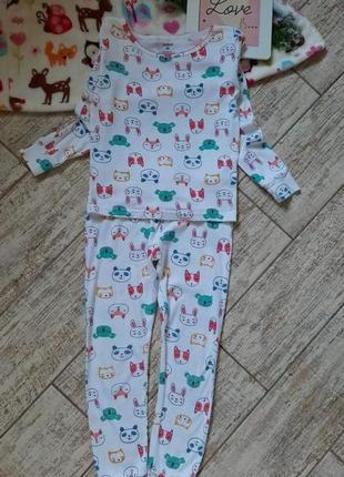 Пижама фирма carter's