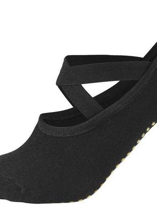 Носки женские для йоги esmara  размер 39-42.упаковка 2 пары!