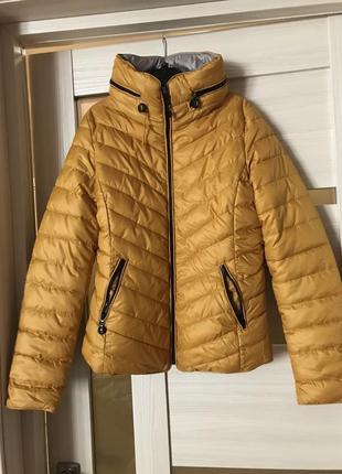 Двохстороння  тепла курточка