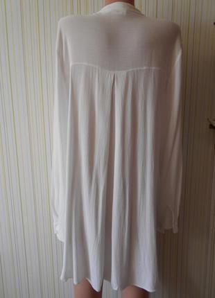 #блуза из вискозы#opus#длинная рубашка#туника оверсайз#одежда для беременных#