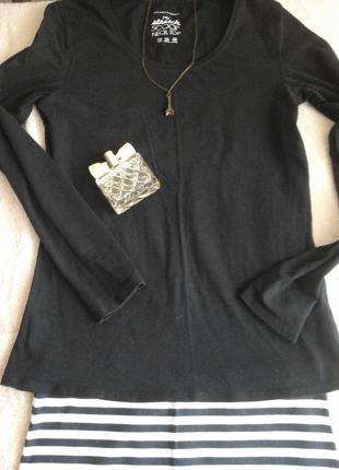 Базова чорна кофта