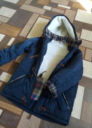 Курточки/парики зимние